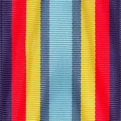 Navy Sea Service Deployment Ribbon Yardage