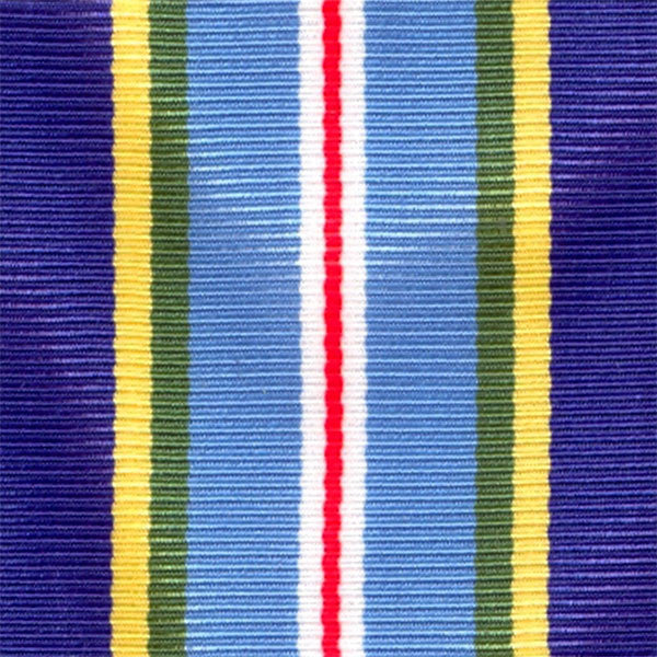 Coast Guard Special Operations Service Ribbon Yardage