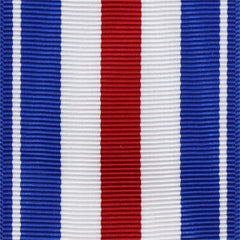 Silver Star Ribbon Yardage