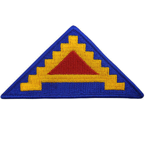 Army Patch: Seventh Army - color