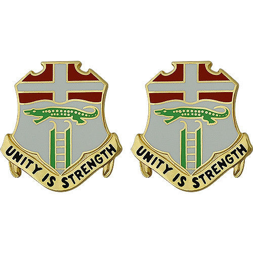 Army Crest: 6th Infantry Regiment - Unity Is Strength