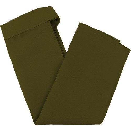 Army Bib Scarf: Military Police - green