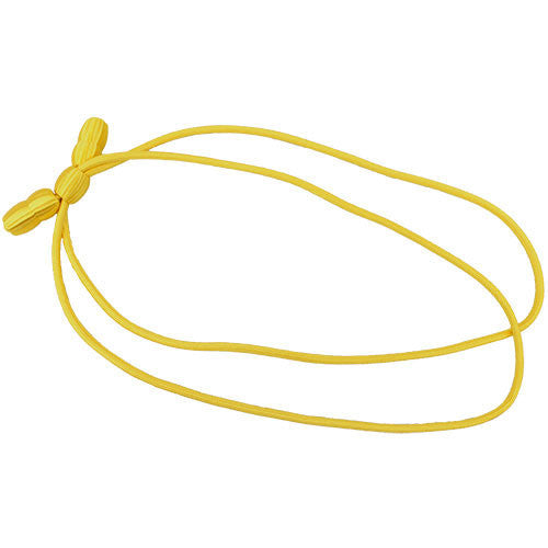 Army Hat Cord: Enlisted - gold rayon with yellow acorns