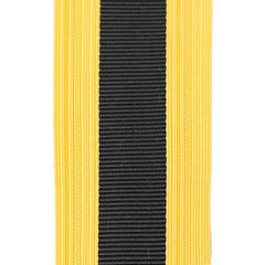 Army Cap Braid: Chaplain - black