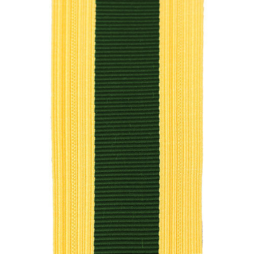 Army Cap Braid: Special Forces - gold and green