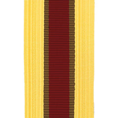 Army Cap Braid: Logistics - soldier red and gold