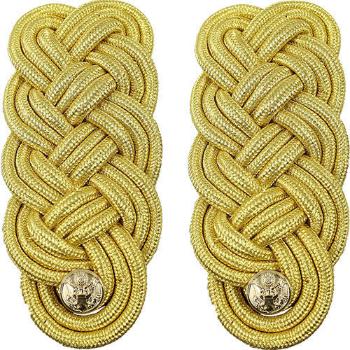 Army Shoulder Knot: Mess Dress - male