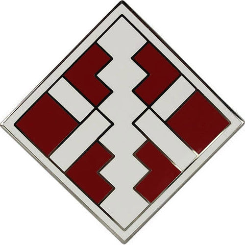 Army Combat Service Identification Badge (CSIB): 411th Engineer Brigade