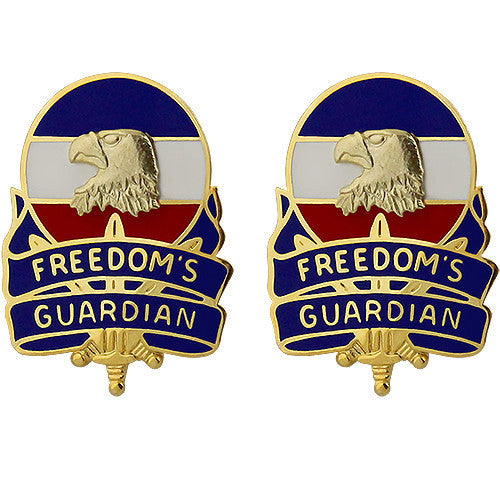 Army Crest: Forces Command: FORSCOM - Freedoms Guardian
