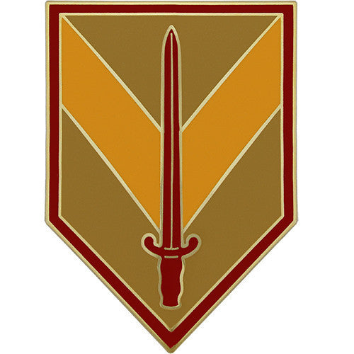 Army Combat Service Identification Badge (CSIB): 1st Sustainment Brigade