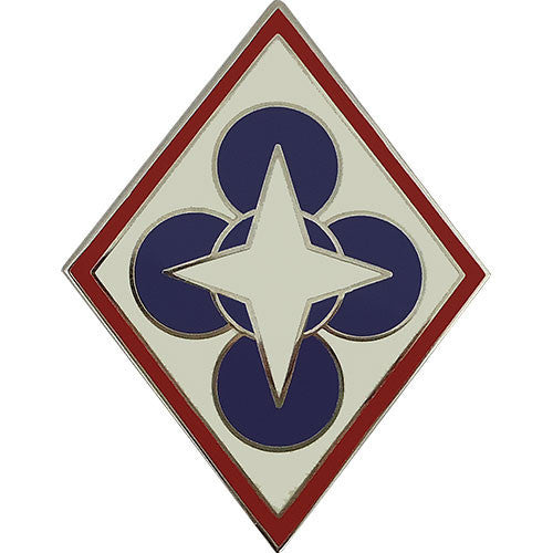 Army Combat Service Identification Badge (CSIB): Combined Arms Support Command