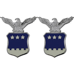 Air Force Collar Device: Aide to the Lieutenant General