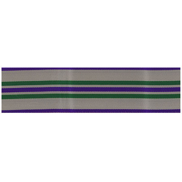 Army ROTC Ribbon Drape: N-1-1: AJROTC Distinguished Cadet