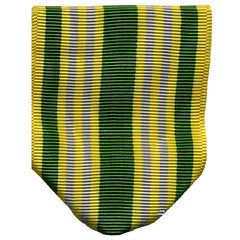 Army ROTC Ribbon Drape: N-1-2: AJROTC Academic Excellence