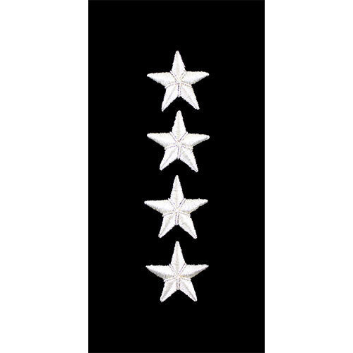 Marine Corps Embroidered Rank: General