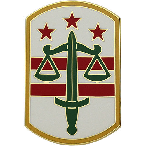 Army Combat Service Identification Badge (CSIB): 260th Military Police Brigade