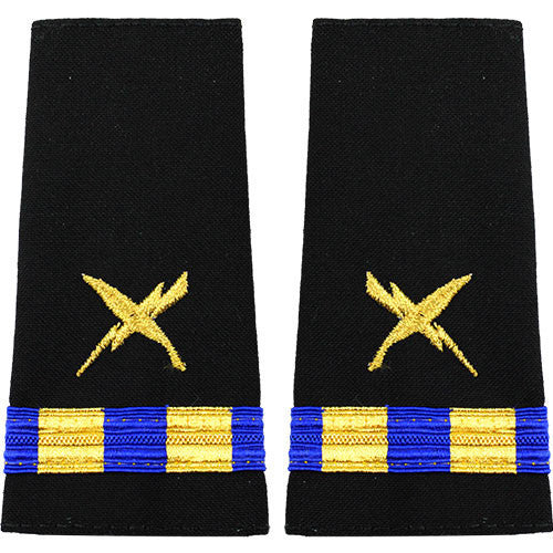 Navy Soft Shoulder Mark: Warrant Officer 2 Cryptologic Technician