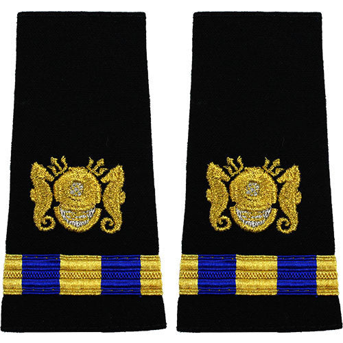 Navy Soft Shoulder Mark: Warrant Officer 3 Diver