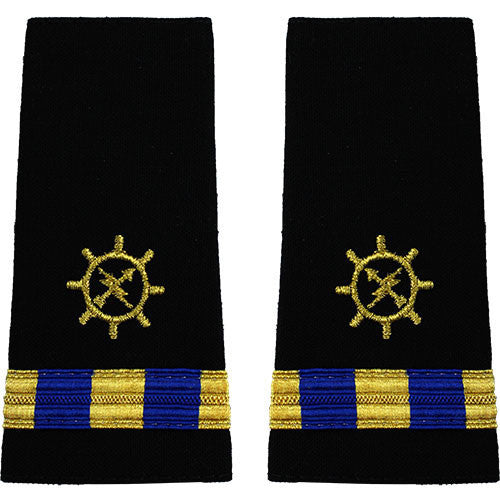 Navy Soft Shoulder Mark: Warrant Officer 3 Operations Technician