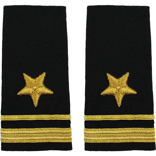 Navy Soft Shoulder Mark: Line Lieutenant Junior Grade
