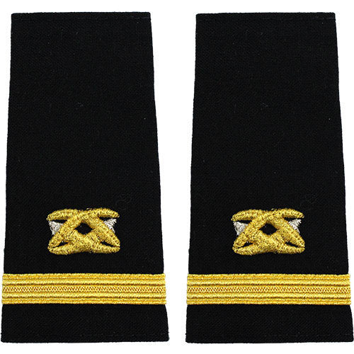Navy Soft Shoulder Mark: Ensign Civil Engineer