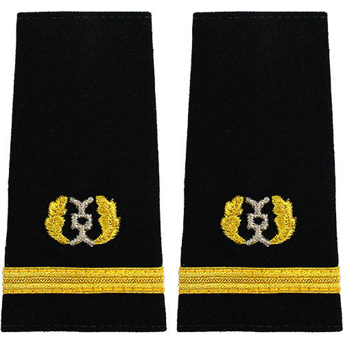 Navy Soft Shoulder Mark: Ensign Judge Advocate