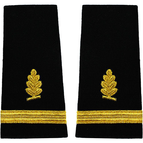 Navy Soft Shoulder Mark: Ensign Medical Service