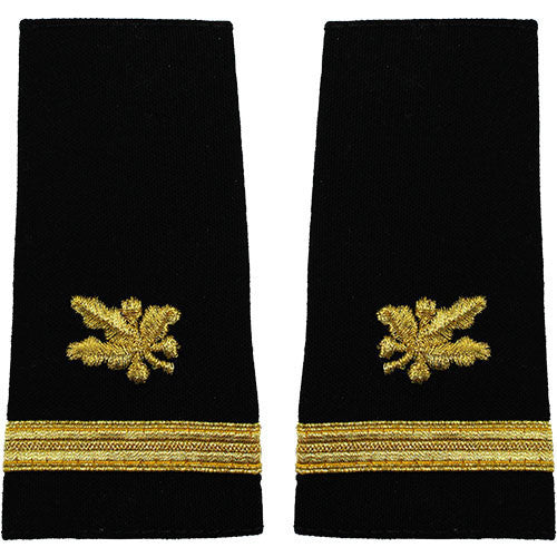 Navy Soft Shoulder Mark: Ensign Supply Corps