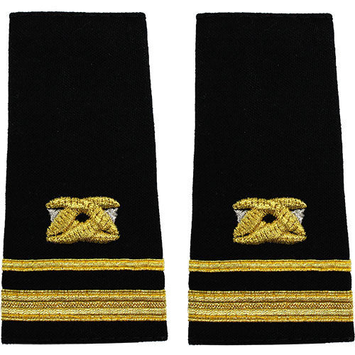 Navy Soft Shoulder Mark: Lieutenant Junior Grade Civil Engineer