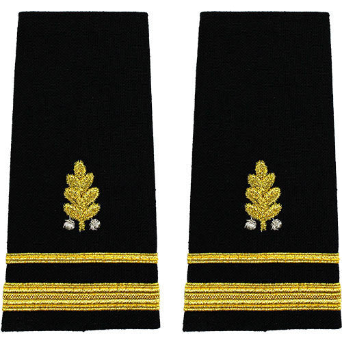 Navy Soft Shoulder Mark: Lieutenant Junior Grade Dental Corps