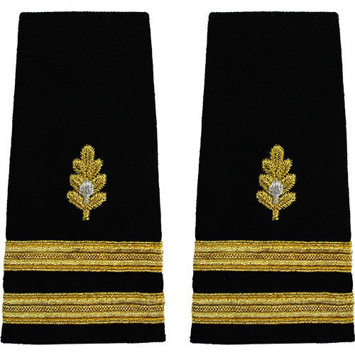 Navy Soft Shoulder Mark: Senior Lieutenant Medical Corps