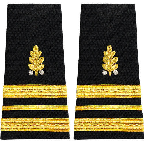 Navy Soft Shoulder Mark: Lieutenant Commander Dental Corps