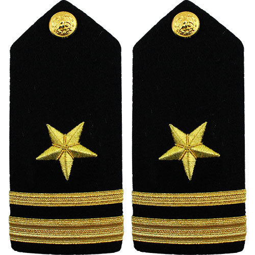 Navy Shoulder Board: Line Lieutenant Junior Grade - female