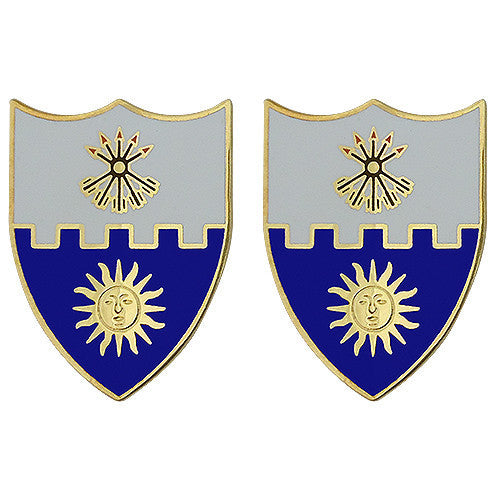 Army Crest: 22nd Infantry