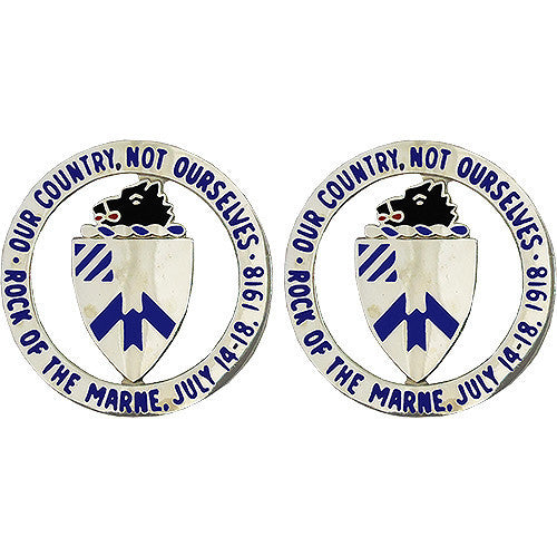 Army Crest: 30th Infantry Regiment