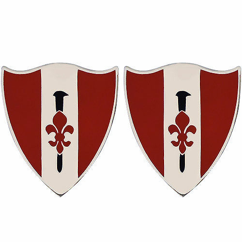 Army Crest: 46th Engineer Battalion