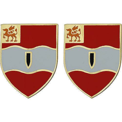Army Crest: 82nd Field Artillery