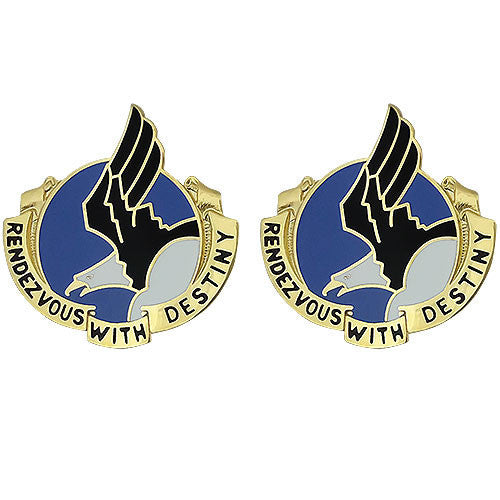 Army Crest: 101st Airborne Division - Rendezvous with Destiny