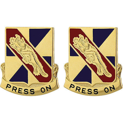 Army Crest: 159th Aviation Battalion - Press On
