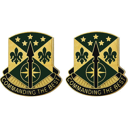 Army Crest: 200th Military Police Command - Commanding the Best