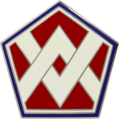 Army Combat Service Identification Badge (CSIB):  55th Sustainment Brigade