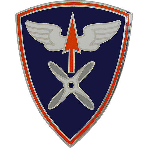 Army Combat Service Identification Badge (CSIB): 110th Aviation Brigade