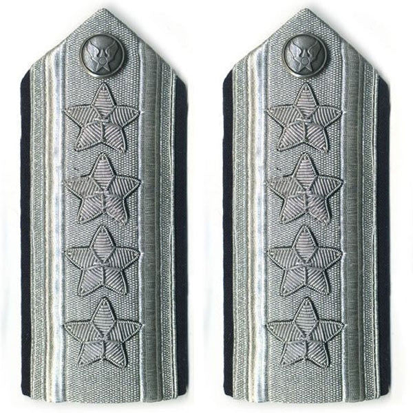 Air Force Mess Dress Shoulder Board: General