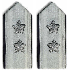 Air Force Mess Dress Shoulder Board: Major General - female