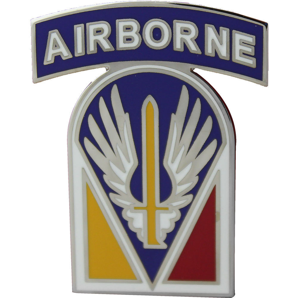 Army Combat Service Identification Badge (CSIB): Headquarters Joint Readiness Training Center & Operations Group