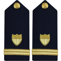 Coast Guard Shoulder Board: Ensign