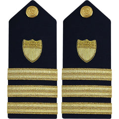 Coast Guard Shoulder Board: Commander