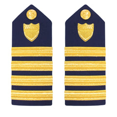 Coast Guard Shoulder Board: Captain