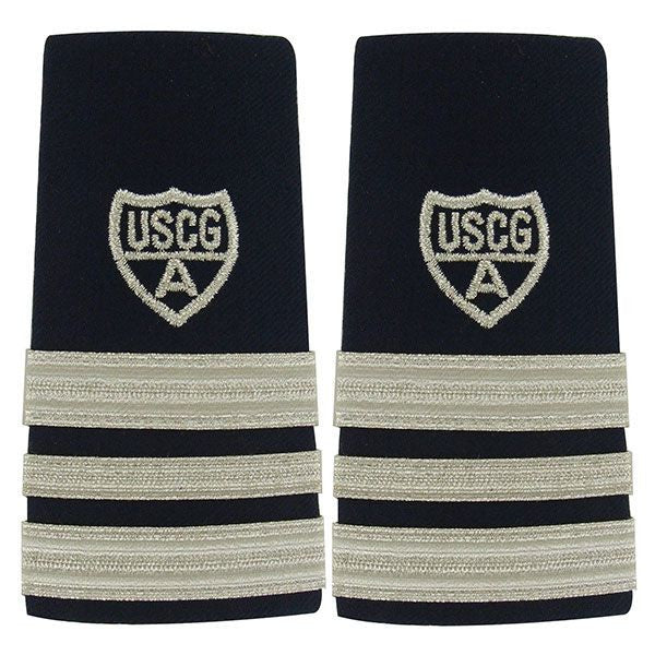 Coast Guard Auxiliary Shoulder Board: Division Vice Commander