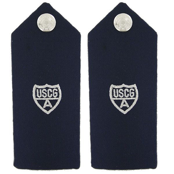 Coast Guard Auxiliary Hard Shoulder Board: Member